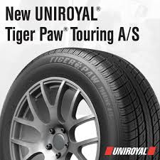 Uniroyal Tiger Paw Touring A/S - 265 70 R17