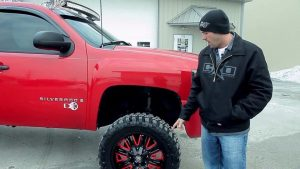 265/70r17 Federal Couragia MT Red Ligh Truck