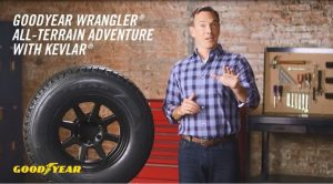 Goodyear Wrangler 265/70r17 with kevlar