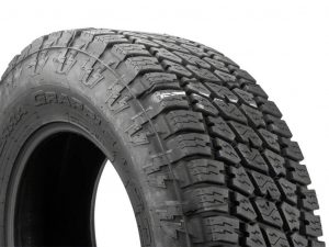 Nitto Terra Grappler shoulder