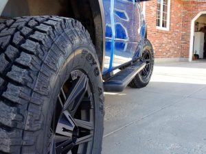 Open Country Toyo A/T Tires