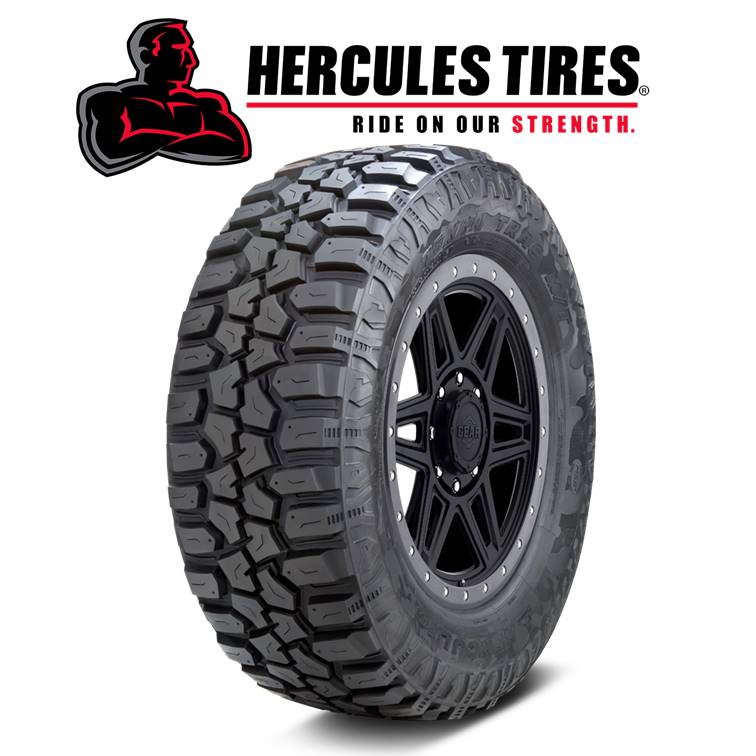 Hercules Tires MT